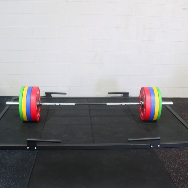 Elite Olympic Bumper Plates   Color   15 KG Single