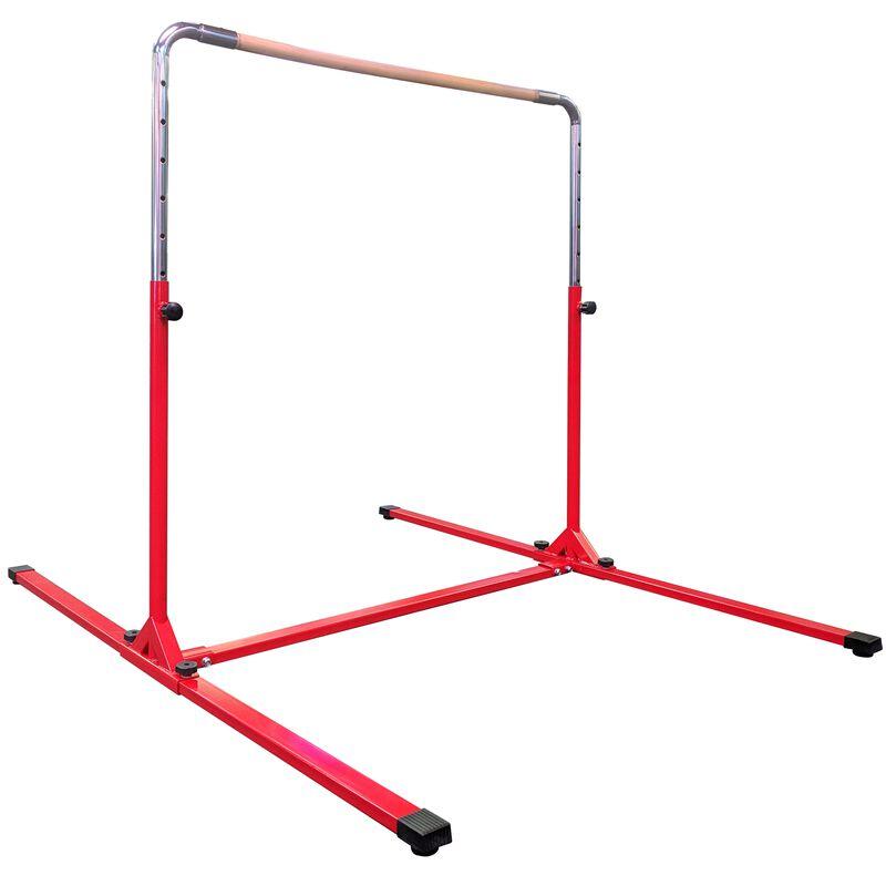 "Jr. Gymnastics Kip Bar & Mat Combo | 8' x 4' x 2"""