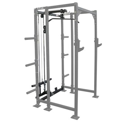 Power Rack Lat Tower Attachment | X-2 or T-3 Series Compatible