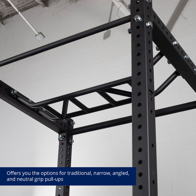 T-2, T-3, or X-3 Series Multi-Grip Pull-Up Bar