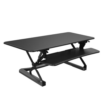 FlexiSpot ClassicRiser Series | Adjustable Standing Desk | 47-in platform | Black