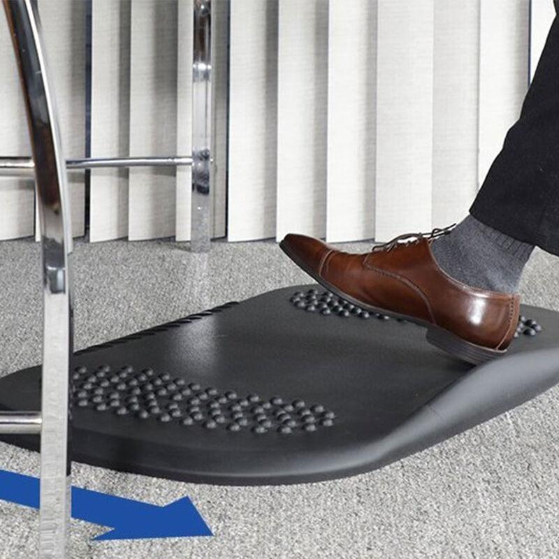 FlexiSpot | Ergonomic Anti-Fatigue Desk Floor Mat | Black