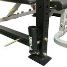 Pair of Vertical Mount Barbell Holders for X-3 Power Rack