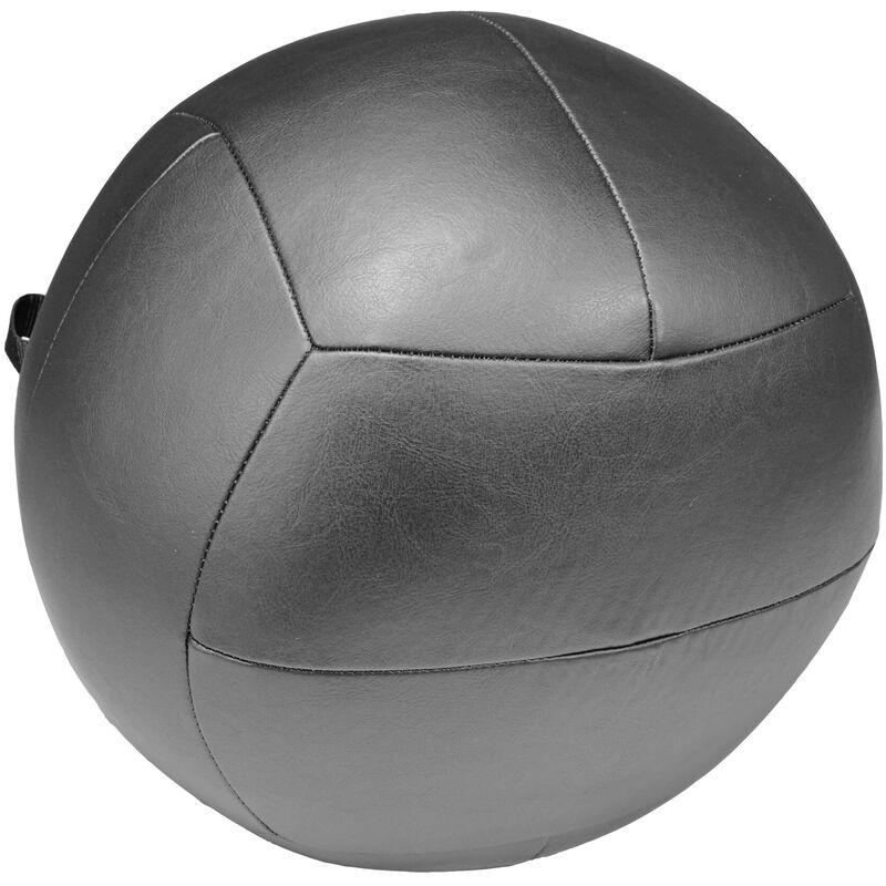 30 lb. Soft Medicine Wall Ball – Leather
