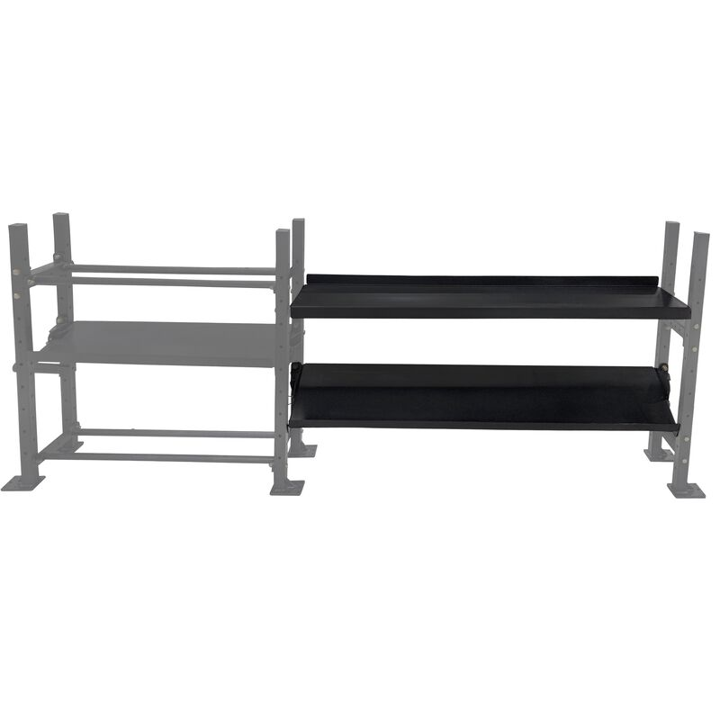 70-in Rotating Shelf For Mass Storage System