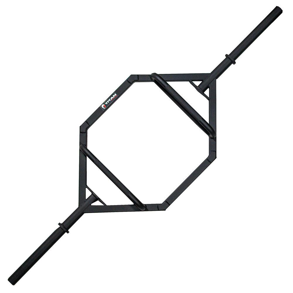 Rackable Hex Trap Bar - Titan Fitness Olympic Hex Trap Bar + Free Shipping   Titan® Fitness