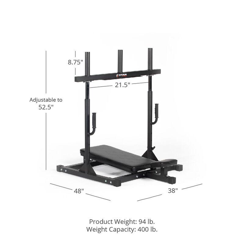 Vertical Leg Press