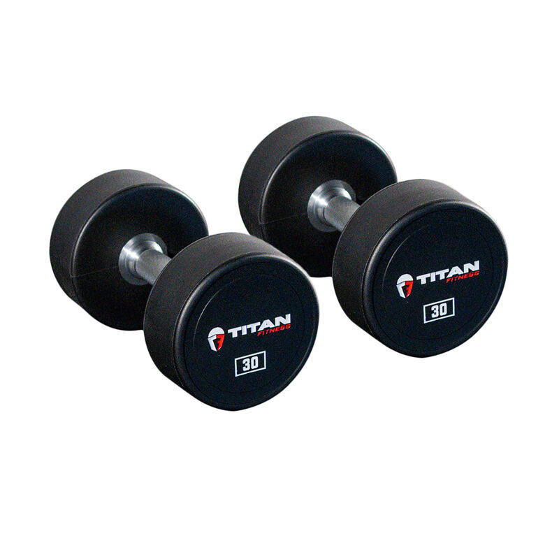 Urethane Dumbbells | 30 LB | Pair