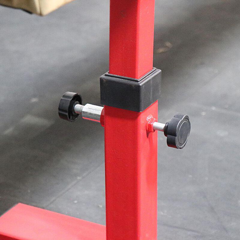 8' Jr. Gymnastics Balance Beam | Adjustable Height