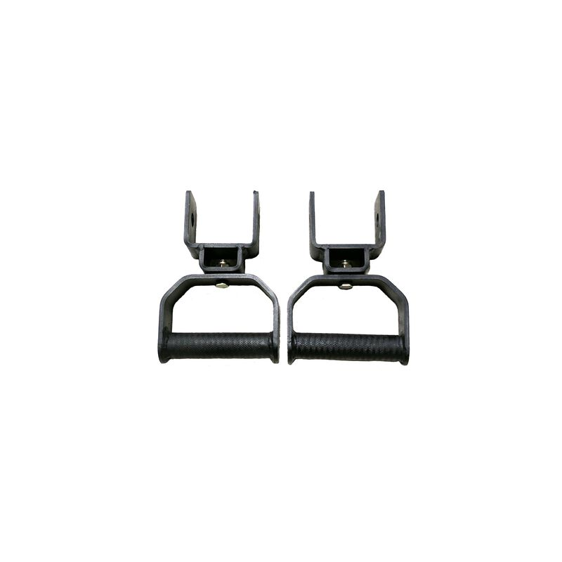 Rotating Pull Up Handles for T-3 Power Rack
