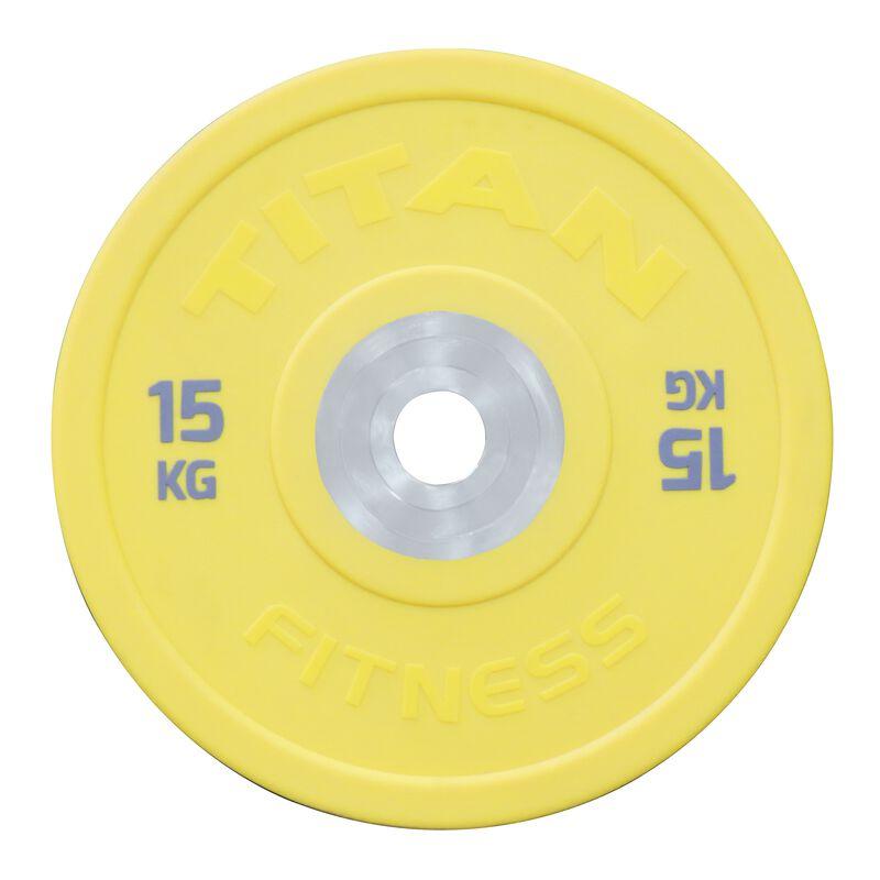 Urethane Bumper Plates | KG | Color