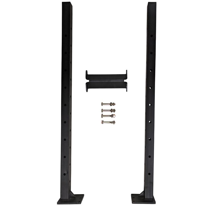 "Set of 2 45"" Uprights for Mass Storage System"