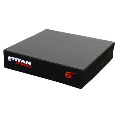 "6"" Portable Foam Plyometric Box"