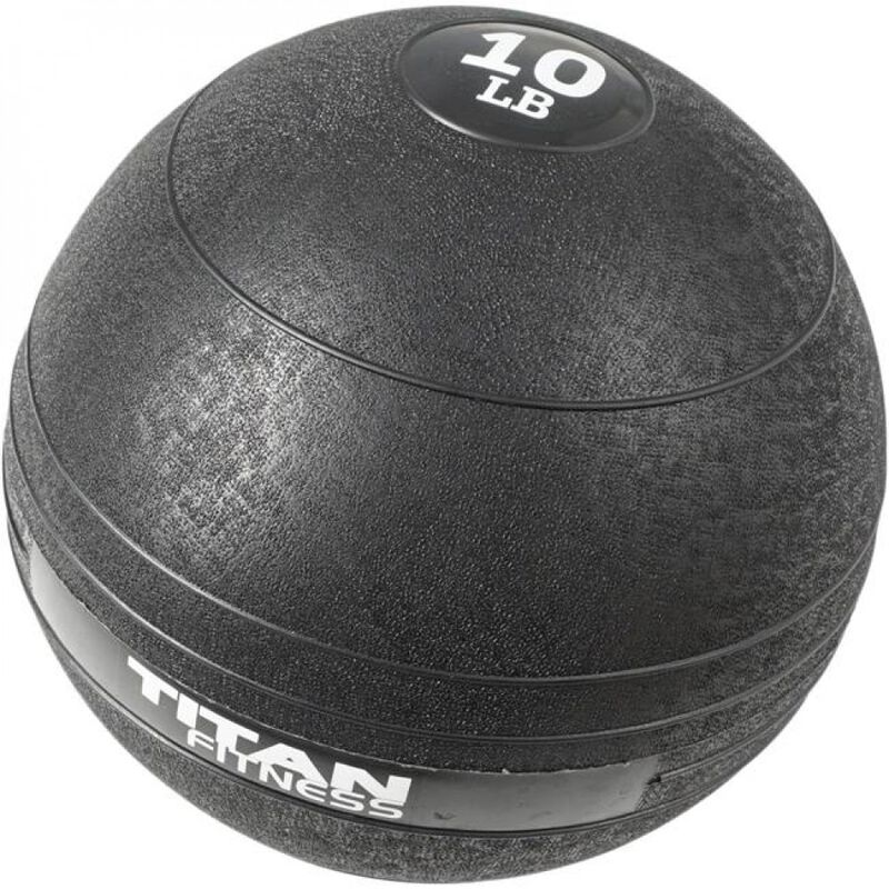 10 LB Slam Ball Rubber