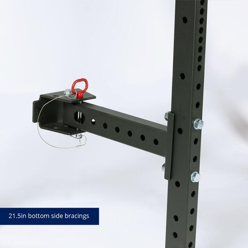 T-3 Series Short Folding Power Rack