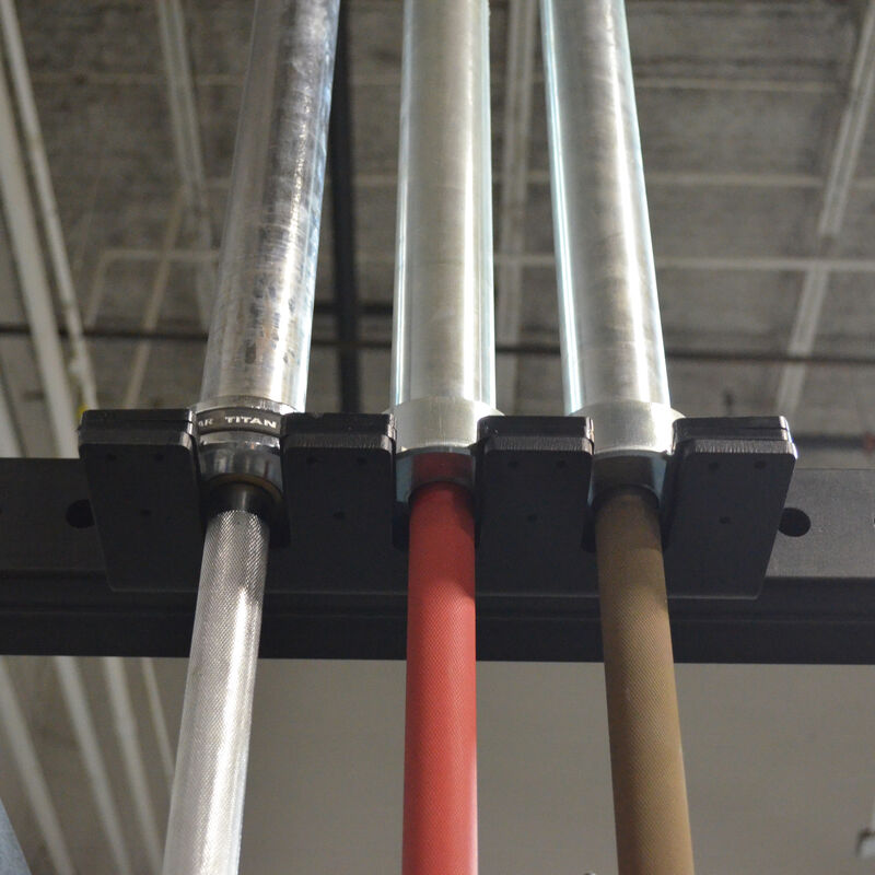 3 Barbell Vertical Hanger