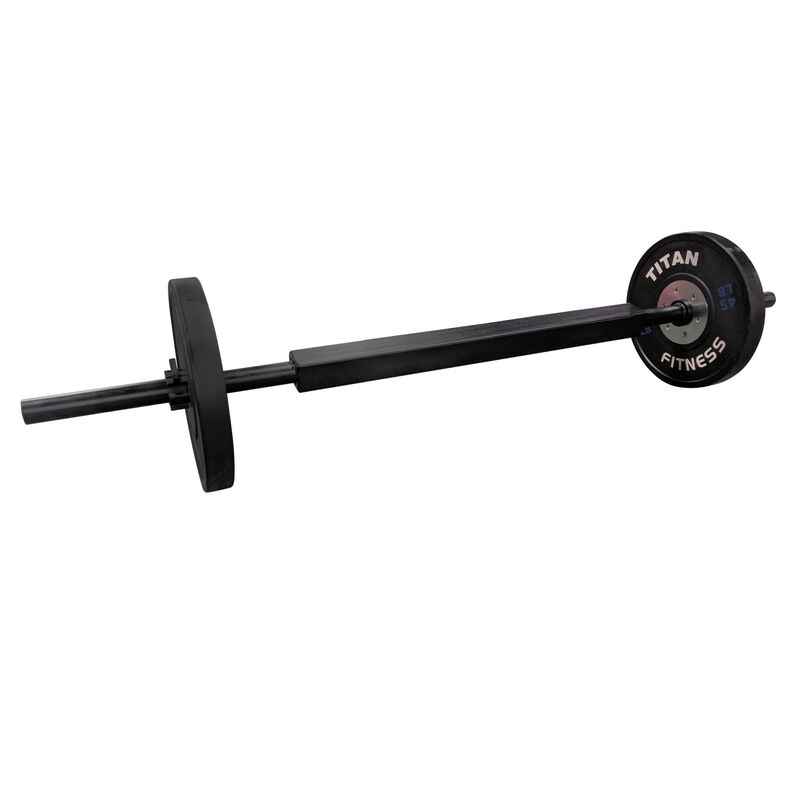 Square Grip Stud Bar
