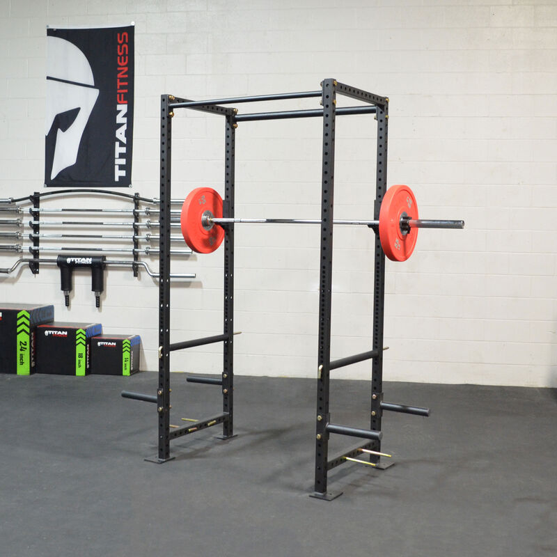 X-2 Series Power Rack with Incline Bench Combo