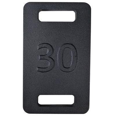 30 LB Ruck Weight