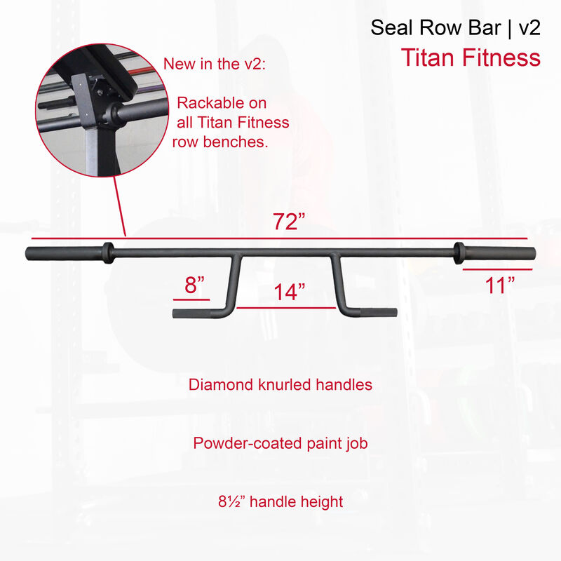 Seal Row Bar | v2