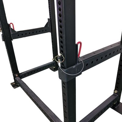 Flip Down Safety Bars for T-3 Power Racks