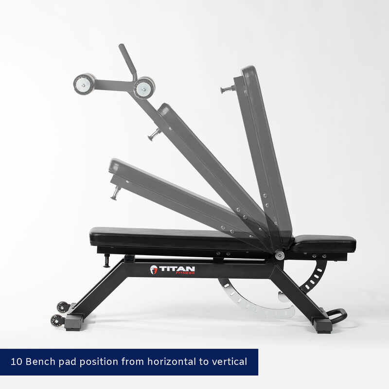 Max Adjustable FID Bench