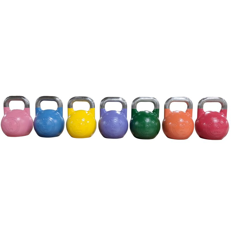 8 - 48 KG Competition Style Kettlebells
