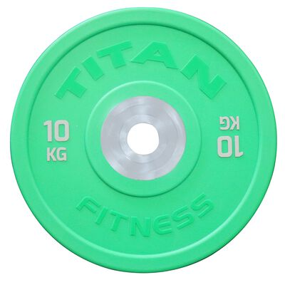 Urethane Bumper Plates | Color | 150 KG Set | SKU: 401005