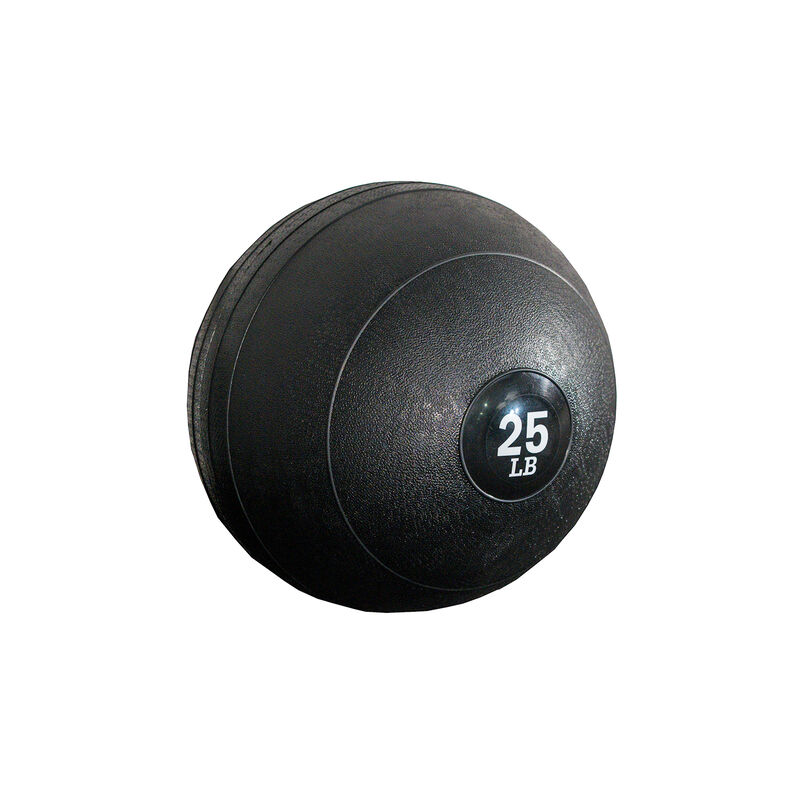 25 LB Rubber Slam Ball