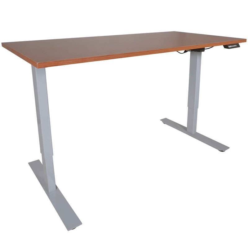 Single Motor Electric Adjustable Height A2 Sit-Stand Desk