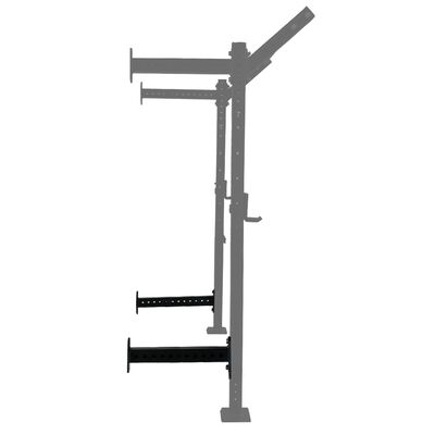 "18"" X-3 Space Saving Rack Side Bracings"