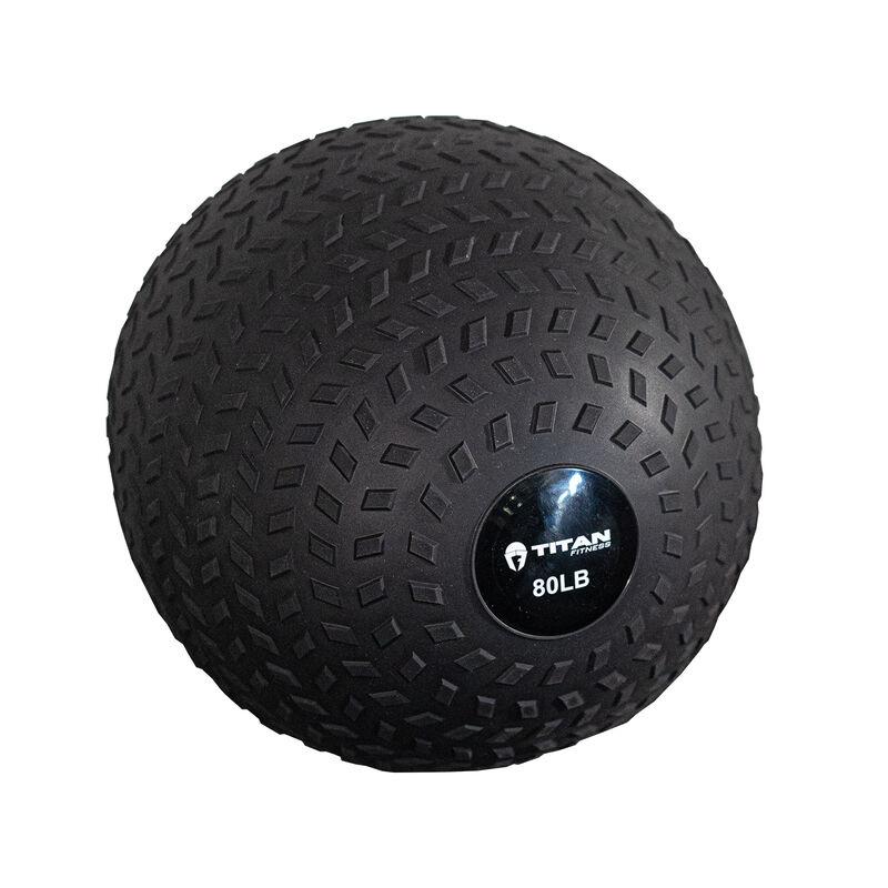 80 LB Rubber Tread Slam Ball