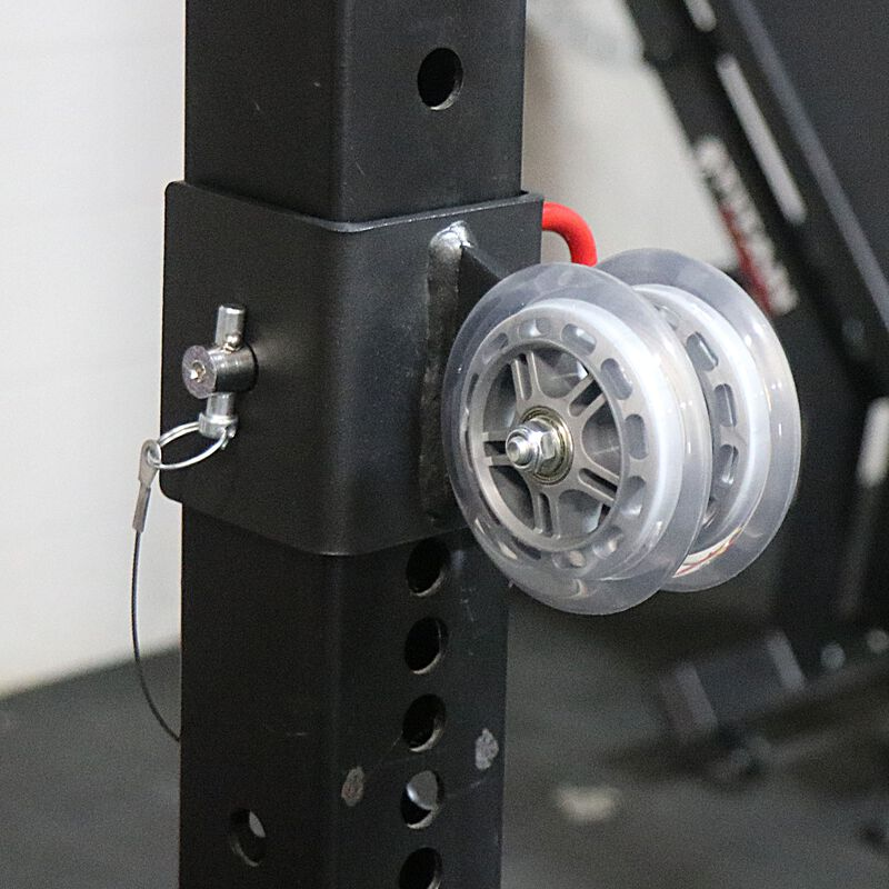 X-3 Series Rack Mounted Muscle Roller