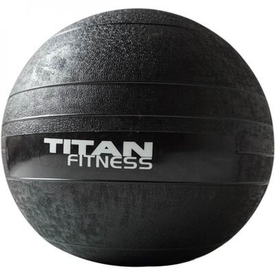 15lb Titan Fitness Slam Ball Rubber