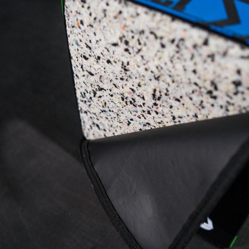 3-In-1 Heavy Foam Plyometric Box – 12-in x 14-in x 16-in