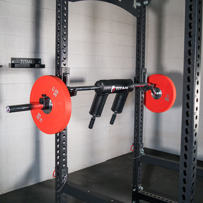 Safety Squat Olympic Bar | v2