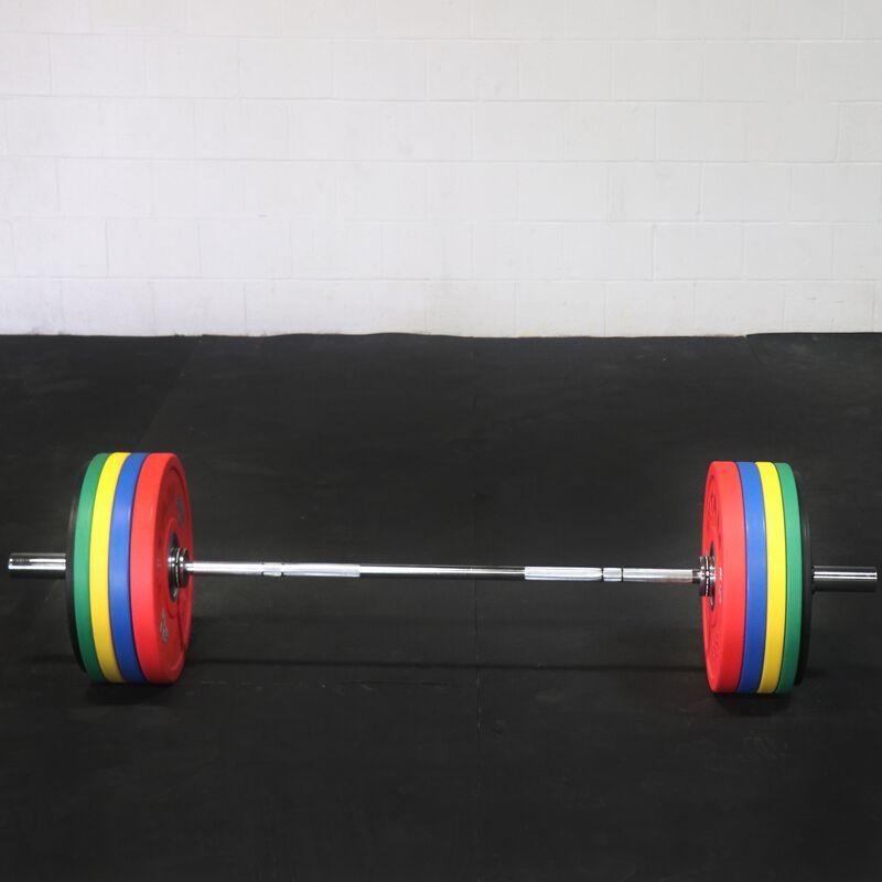 340 LB Set Color Urethane Bumper Plates