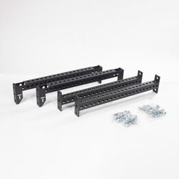 """SCRATCH AND DENT - 42"""" side bracing box for Titan Series Rack - FINAL SALE"""