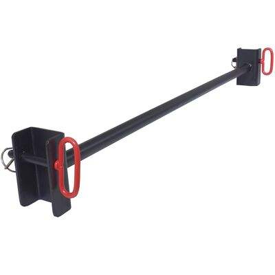 "1.25"" Pull Up Bar For T-3 Folding Racks"