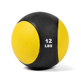 12 LB Rubber Medicine Ball