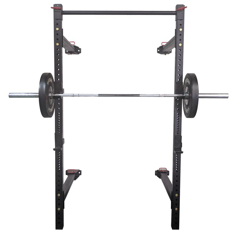 X-3 Series Folding Power Rack | Tall | 41.5-in Depth