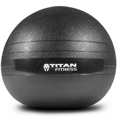 55lb Titan Fitness Slam Ball Rubber