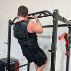 20 LB Adjustable Weighted Vest