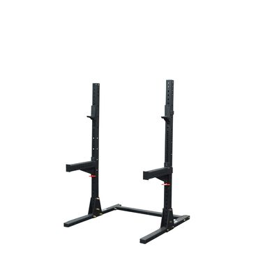 X-3 Short Squat Stand w/ Spotter Arms
