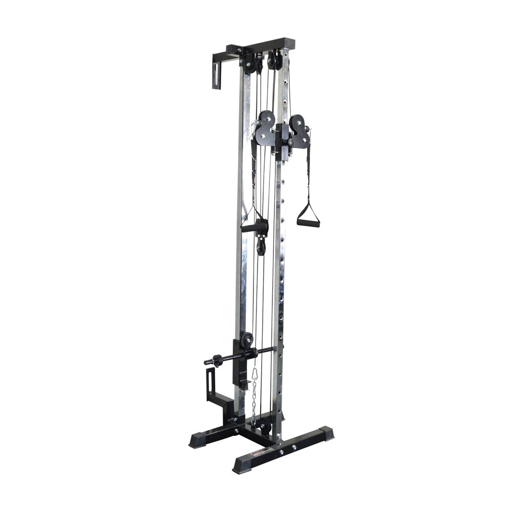 Wall Mounted Pulley Tower Tall V3