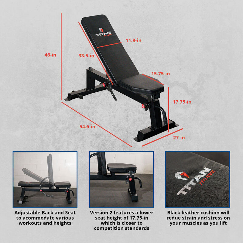 Incline Bench – v2