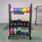 Mass Storage System Caster Wheels 2-Pack