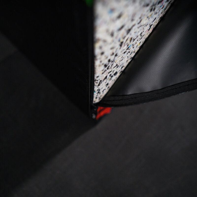3-In-1 Heavy Foam Plyometric Box – 16-in x 18-in x 20-in