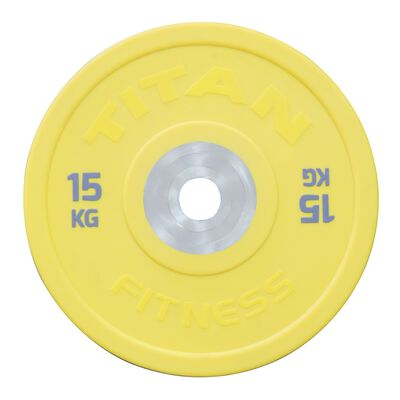 Urethane Bumper Plate | Color | 15 KG Single