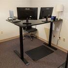 Adjustable L-Shape Corner Standing Desk